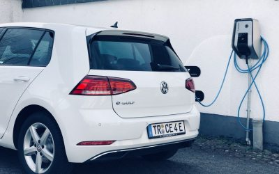 Leise und sauber durch die Stadt – Fahrschule Winter bietet  als erste Fahrschule der Region E-Auto an!