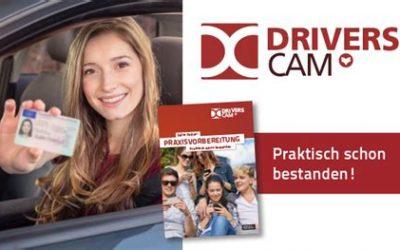 Mini-Theorieunterrichte über die DriversCam-App kostenlos bereitgestellt!!