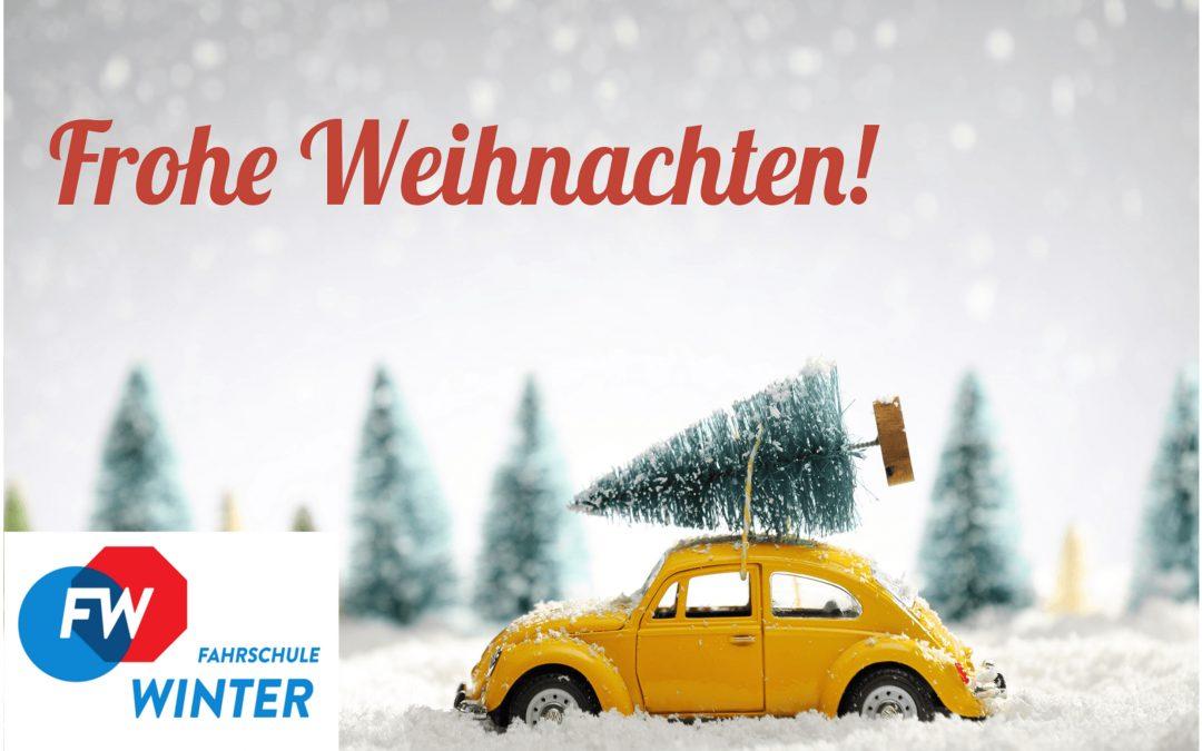 Ho Ho Ho Gutscheine zu Weihnachten :)