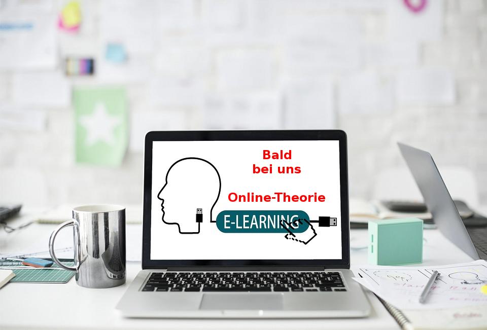 Onlinetheorie vorraussichtlich erst ab Mitte Februar